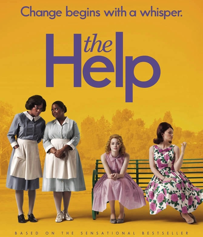 politics movie treatment maids received pre-civil rights act southern usa