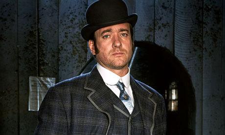 Matthew Macfadyen in Ripper Street