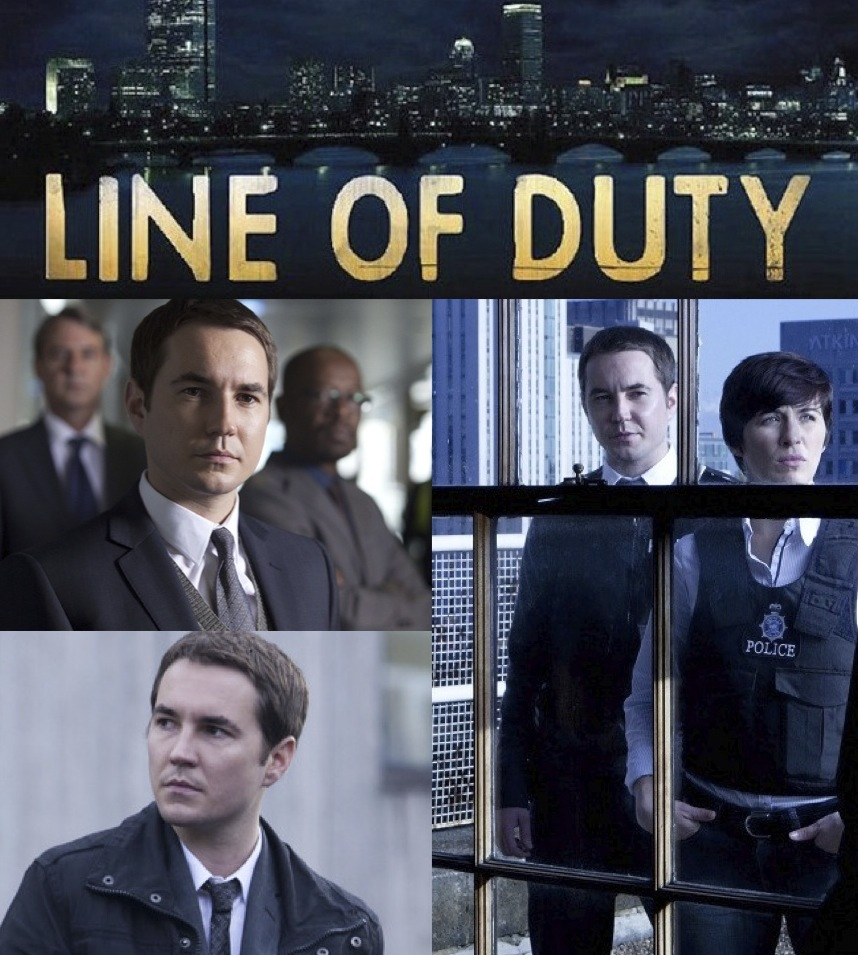 LINE OF DUTY Series 2 « Hamilton Hodell's Blog